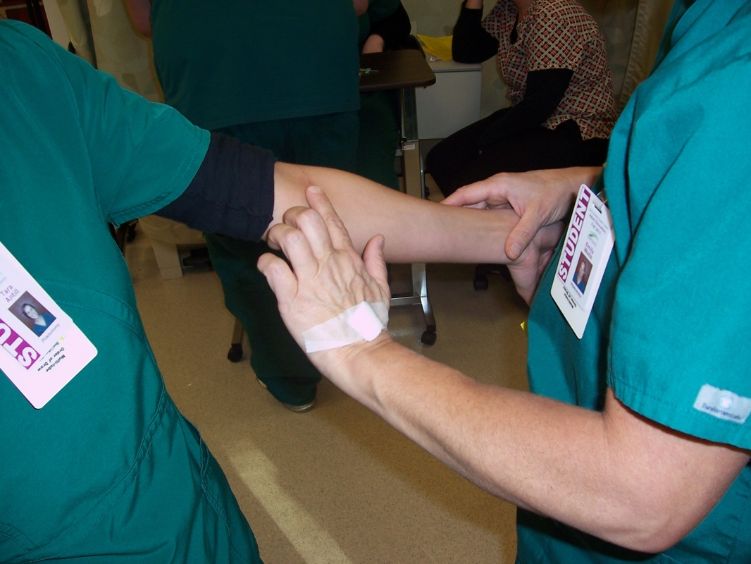 Phlebotomy Knox Technical Center